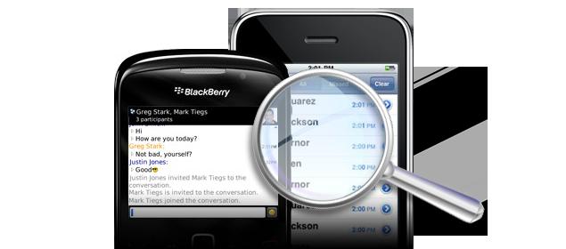 Cell monitoring app