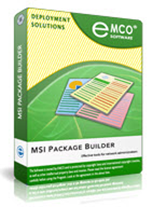 EMCO MSI Package Builder 2019 Latest Version Related Applications