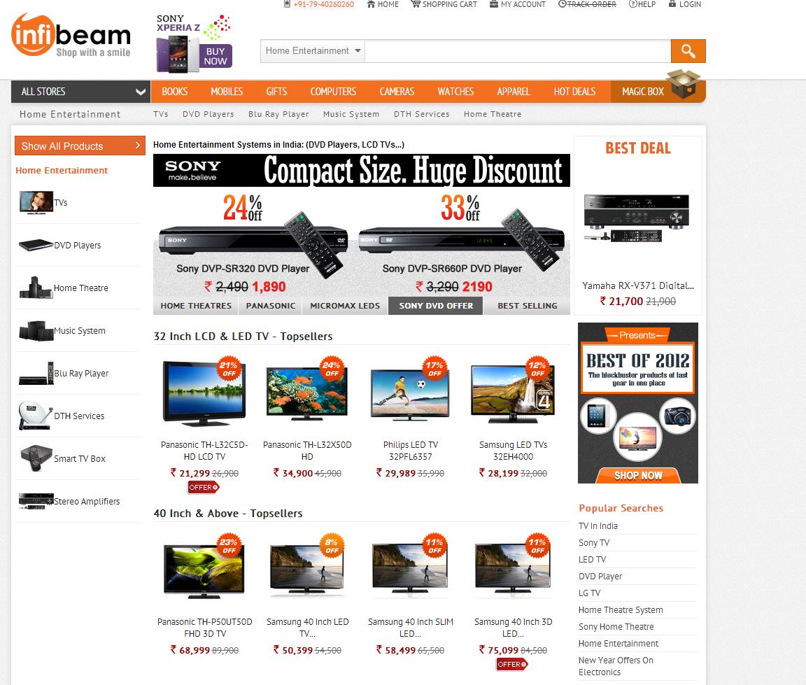 Infibeam Gadget Store