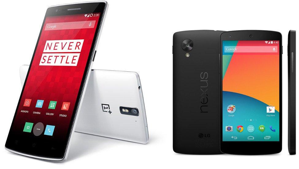 OnePlus_One_vs_Nexus_5