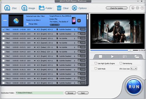 Rip DVD on Windows 10-8-7