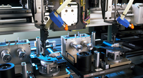Automate Manufacturing processes where possible