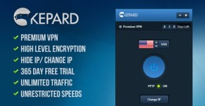 kepard vpn technected