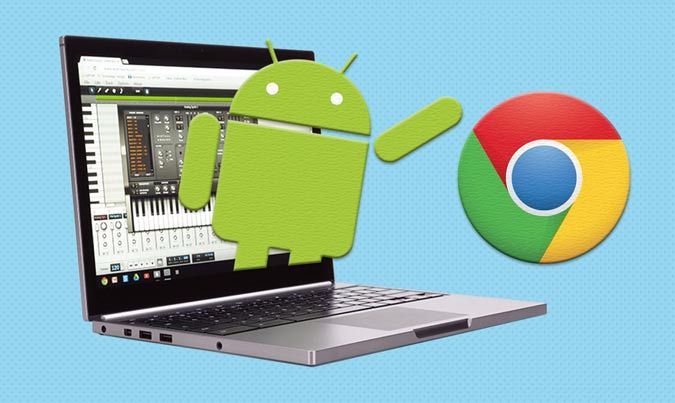 Has the Chrome OS been merged with Android 1