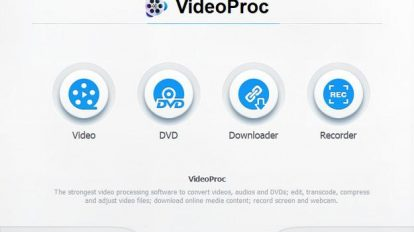 Free Get VideoProc: Easy-to-Use Video 4K Editing & Processing Software