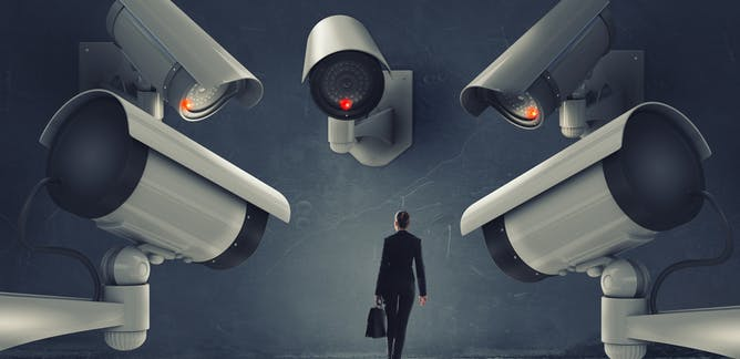 Are Security Cameras an Invasion of Privacy?