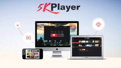 5KPlayer- An Easy, Free and Powerful Media Player for Mac and Windows