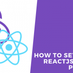How To Set Up An ReactJS Redux Project
