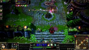 League of Legends is a Multiplayer Game