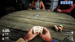Poker - Red Dead Redemption